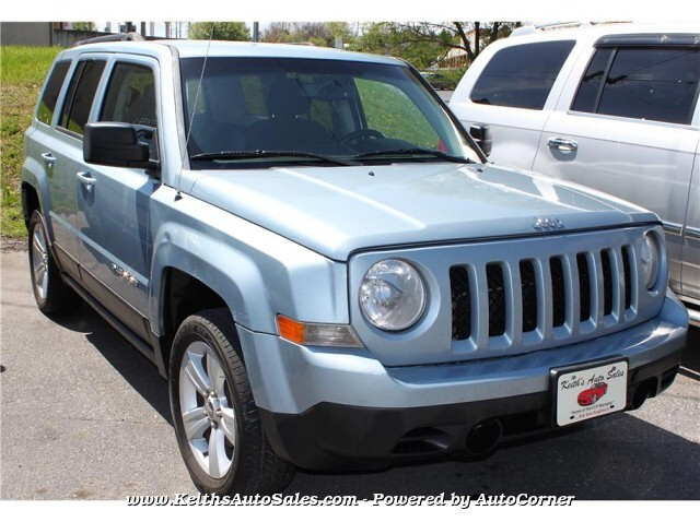 2013 Jeep Patriot Latitude 4x4